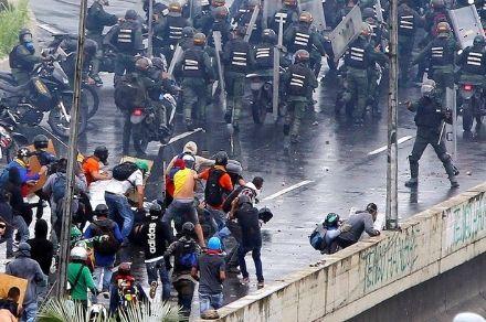 Venezuela en crisis de Derechos Humanos (Amnistía Internacional)